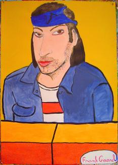 Portrait of Grant Hart   2008
