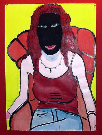 Amy in Blackface - 1999- Version in archiv